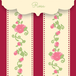 Chintz: Rose